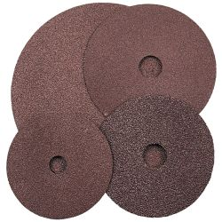 Kennedy100 x 16mm ALOX FIBRE DISCS P36  Pack of 25
